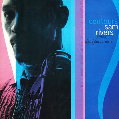 Sam Rivers (샘 리버스) - Contours [LP]