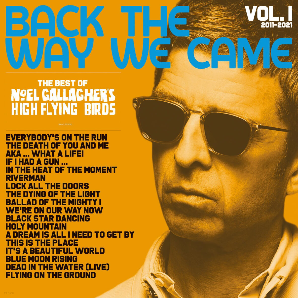 Noel Gallagher's High Flying Birds (노엘 갤러거) - Back The Way We Came: Vol.1 (2011-2021) [디럭스 박스 세트]