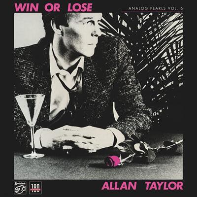 Allan Talylor (앨런 테일러) - Win or Lose [LP]