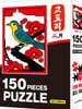 화투 직소퍼즐 150조각 고도리 2월