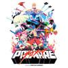 `프로메어` 애니메이션 영화음악 (Promare OST by Hiroyuki Sawano) [화이트 & 레드 스플리트 컬러 2LP]