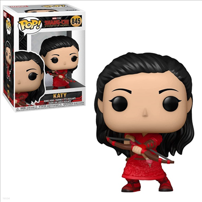 Funko - (펀코)Funko Pop!: Shang- Chi and the Legend of the Ten Rings - Katy (마블)(샹치와 텐 링즈의 전설)