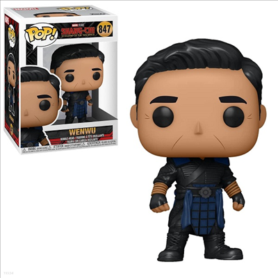 Funko - (펀코)Funko Pop!: Shang Chi and The Legend of The Ten Rings - Wen Wu (마블)(샹치와 텐 링즈의 전설)