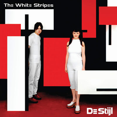 The White Stripes (화이트 스트라입스) - 2집 De Stijl