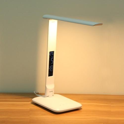 책상스탠드 LED 탁상시계조명 아이클 ICLE-28011