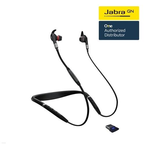 [Jabra]자브라 Evolve75e BT 블루투스 이어폰/원격수업/온라인수업