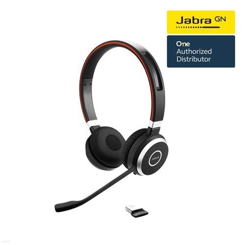 [Jabra]자브라 Evolve65 BT Stereo 블루투스 헤드셋/원격수업/온라인수업