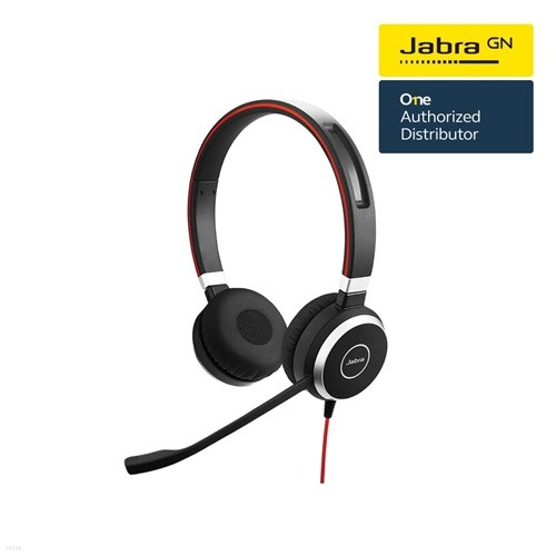 [Jabra]자브라 Evolve40 Stereo 헤드셋/원격수업/온라인수업