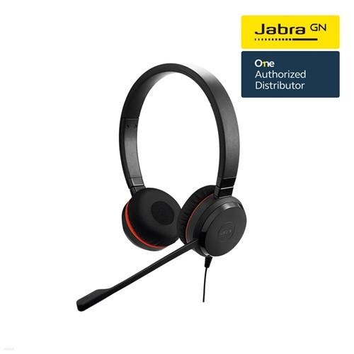 [Jabra]자브라 Evolve30 II Stereo 헤드셋/원격수업/온라인수업