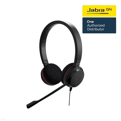 [Jabra]자브라 Evolve20 Stereo 헤드셋/원격수업/온라인수업