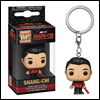 Funko - (펀코)Funko Pop! Keychain: Shang Chi and The Legend of The Ten Rings - Shang Chi (마블)(샹치와 텐 링즈의 전설)