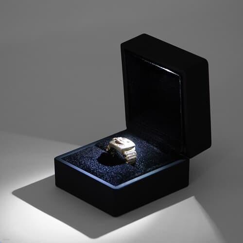 LED 조명 프로포즈반지 커플링 귀걸이케이스 선물상자