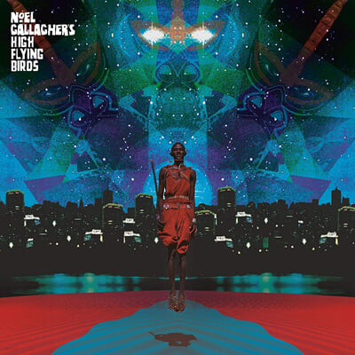 Noel Gallagher's High Flying Birds (노엘 갤러거) - This Is The Place [컬러 LP]