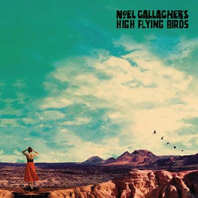 Noel Gallagher's High Flying Birds (노엘 갤러거) - 3집 Who Built The Moon? [LP]