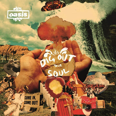 Oasis (오아시스) - 7집 Dig Out Your Soul