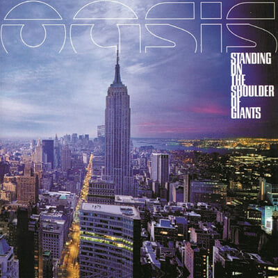Oasis (오아시스) - 4집 Standing On The Shoulder Of Giants