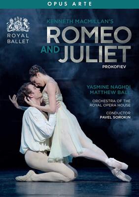 The Royal Ballet / Pavel Sorokin 프로코피예프: 로미오와 줄리엣 (Prokofiev: Romeo and Juliet)