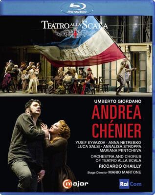Riccardo Chailly 움베르토 죠르다니: 오페라 '안드레아 셰니에' (Umberto Giordano: Andrea Chenier)
