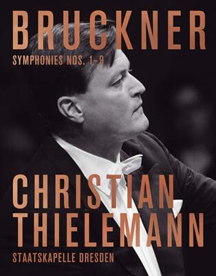 Christian Thielemann 브루크너: 교향곡 1-9번 (Anton Bruckner: Symphonies Nos. 1-9)