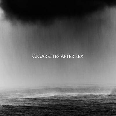 Cigarettes After Sex (시가렛 애프터 섹스) - 2집 Cry [화이트 컬러 LP]