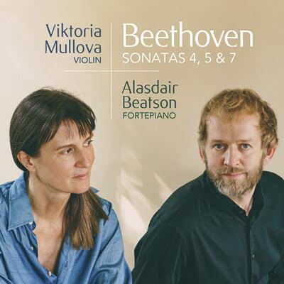 Viktoria Mullova 베토벤: 바이올린 소나타 4, 5, 7번 - 빅토리아 뮬로바 (Beethoven: Violin Sonatas Op.23, Op.24 'Spring', Op.30 No.2)