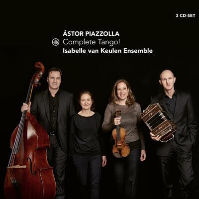 Isabelle van Keulen Ensemble 피아졸라: 탱고 작품집 (Piazzolla: Complete Tango!)
