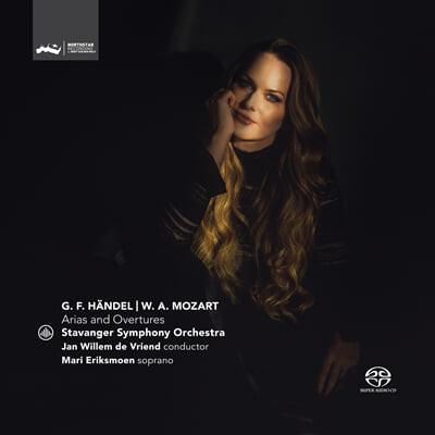 Mari Eriksmoen 헨델 / 모차르트: 아리아와 서곡 (Handel / Mozart: Arias and Overtures)