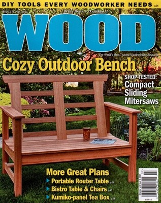Wood (월간) : 2021년 07월