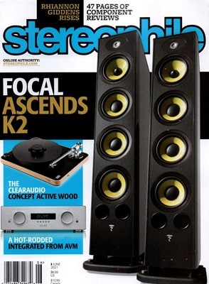 Stereophile (월간) : 2021년 06월