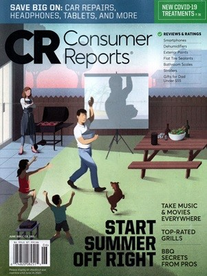 Consumer Reports (월간) : 2021년 06월