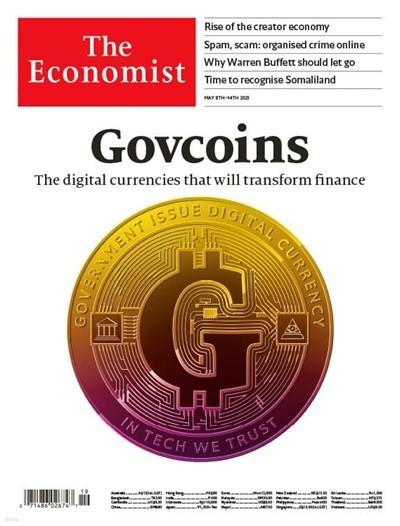The Economist (주간) : 2021년 05월 08일