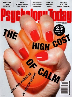 Psychology Today (격월간)  : 2021년 05/06월
