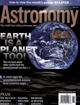 Astronomy (월간) : 2021년 06월