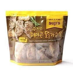 수지스 페퍼콘 닭가슴살 1kg