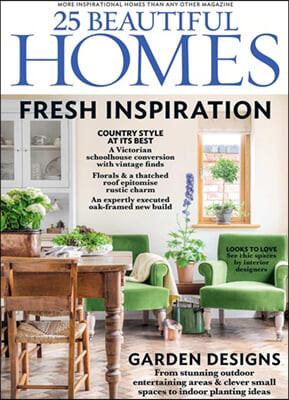 25 Beautiful Homes UK (월간) : 2021년 06월