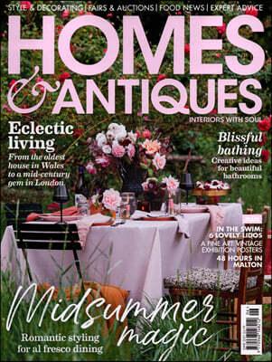 BBC Homes & Antiques (월간) : 2021년 06월