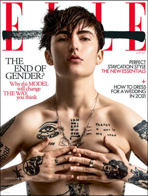 Elle UK (월간) : 2021년 06월