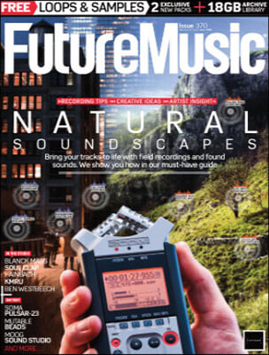 Future Music (월간) : 2021년 06월, No. 370 (with CD-ROM)