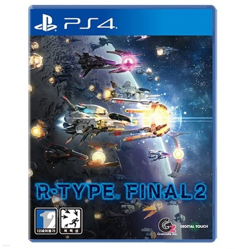 PS4 알타입 파이널2 / R TYPE FINAL 2 한글 일반판