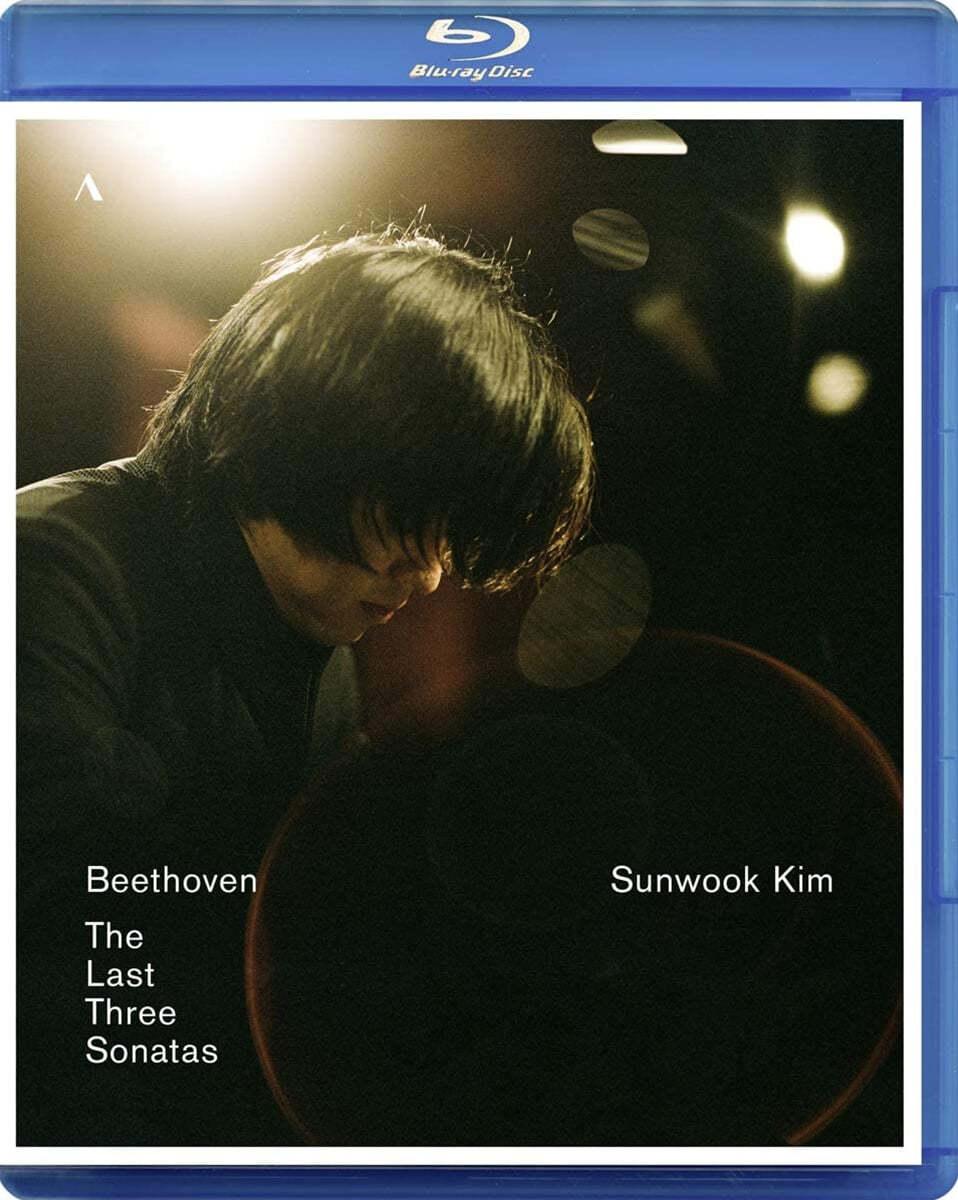 김선욱 - 베토벤: 피아노 소나타 30, 31, 32번 (Beethoven: The Last Three Sonatas) [블루레이]