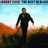 Johnny Cash (조니 캐쉬) - The Best In Black [2LP]