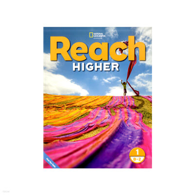 Reach Higher Student Book Level 1B-2