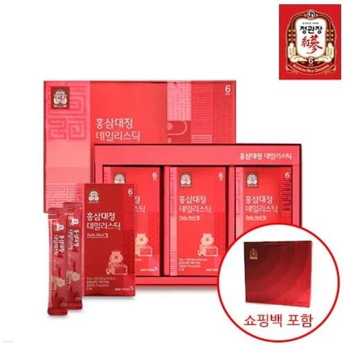 [정관장] 홍삼대정 데일리스틱 (10ml*30포)
