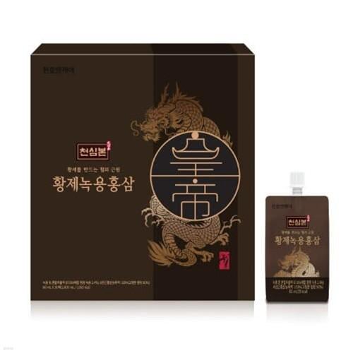 [천호엔케어] 황제녹용홍삼 (80ml*30포)