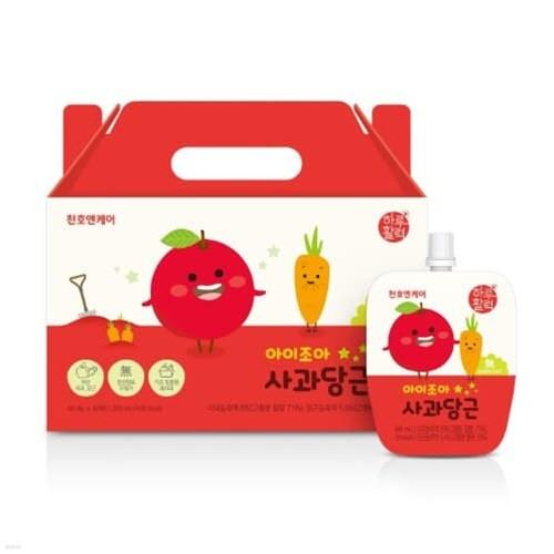 [천호엔케어] 아이조아 사과당근 (40ml*30포)