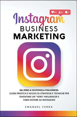 Instagram Business Marketing