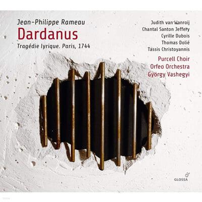 Gyorgy Vashegyi 라모: 오페라 '다르다누스' (Jean Philippe Rameau: Dardanus)