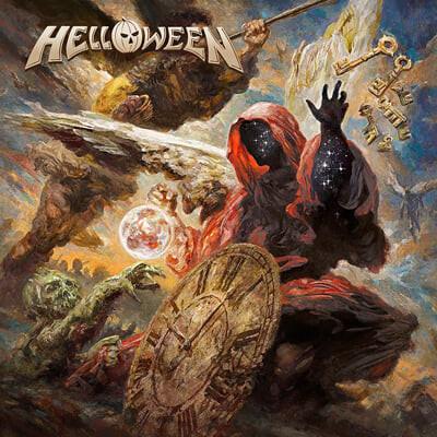 Helloween (헬로윈) - 16집 Helloween