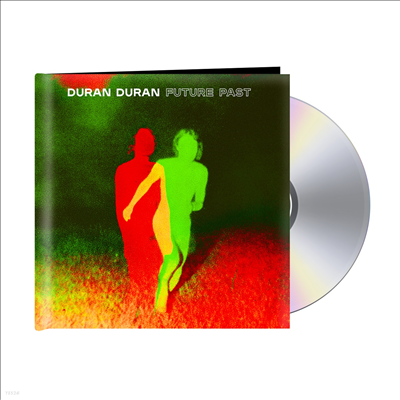Duran Duran - Future Past (Deluxe Edition)(Hardback Book)(CD)