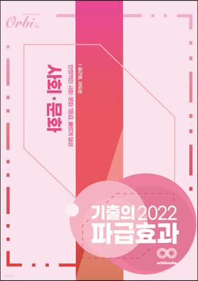 2022 기출의 파급효과 사회·문화 (2021년)